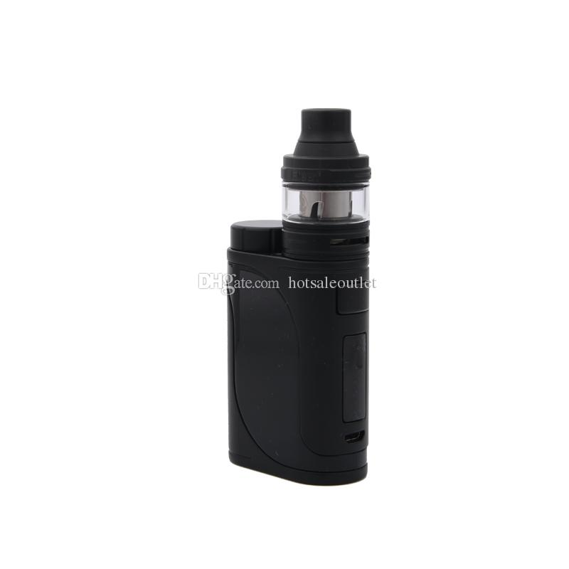 Authentic Eleaf iStick Pico 25 with 2ml ELLO Atomizer Kit HW Coils for Big Clouds and Optimal Flavor