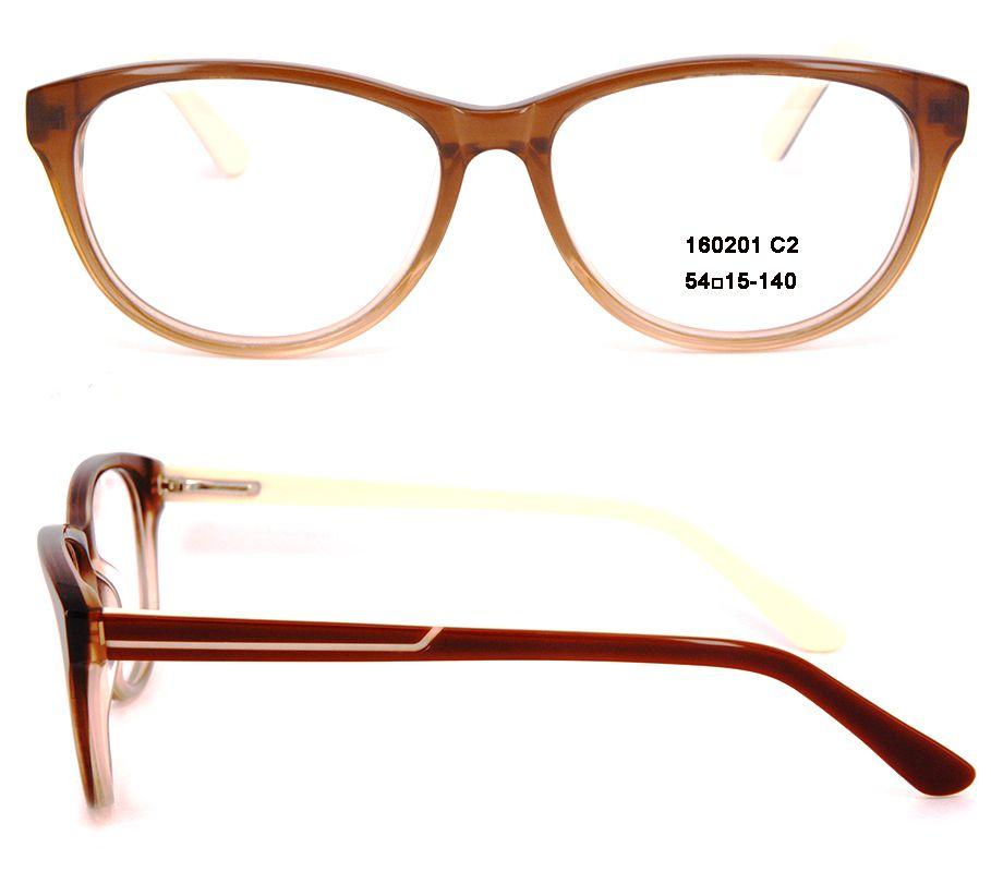 Marca de moda Óculos de Armação Homens e Mulheres Óculos de Armação Óptica Óculos Lente Clara MYOPIA Óculos para venda em alta qualidade Oval 160201