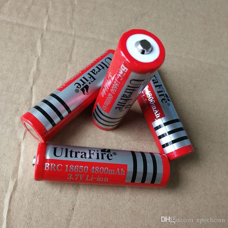 Высокое качество 18650 4800 мАч литиевая аккумуляторная батарея для Fashlight, Power Bank, электроники или светодиодный фонарик чехол для телефона горячей продажи