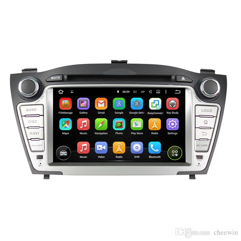 7inch 1024*600 Android Car DVD player for Hyundai Tucson IX35 with GPS,Steering Wheel Control,Bluetooth, Radio