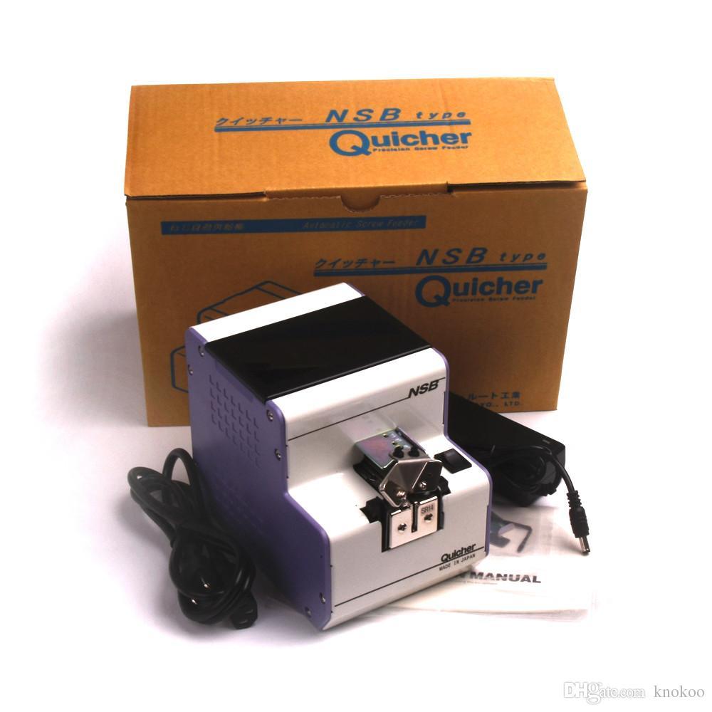 Spedizione gratuita! Prezzo di fabbrica NSB SR1.0 Coclea automatica industriale Coclea automatica con binario intercambiabile viti M1.0