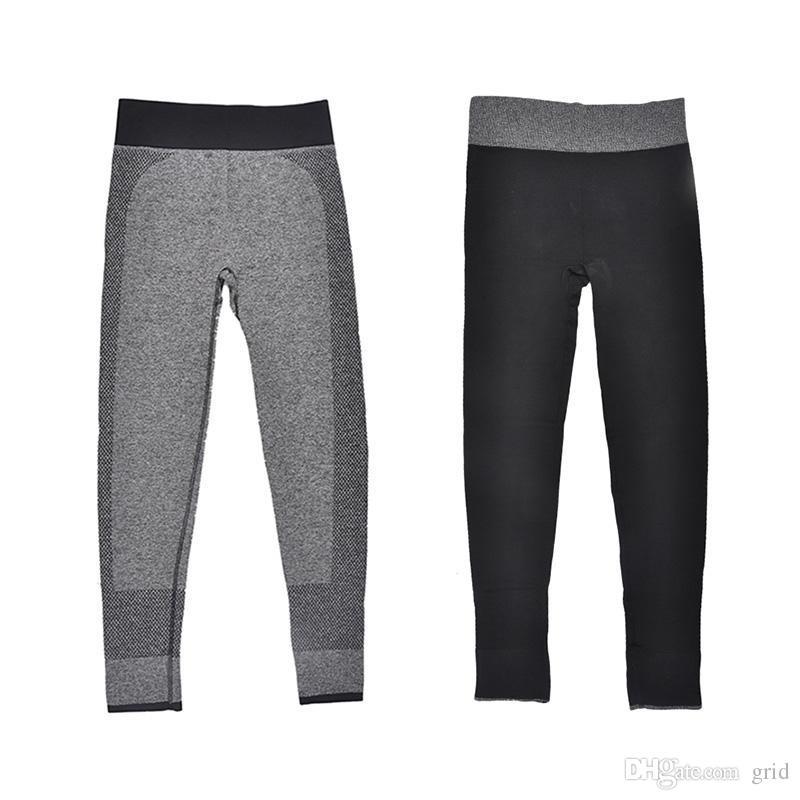 Fashion Womens Tight Sportwear Nice Leggings High Elastic Thin Sports Yoga Pants Fitness Running Long Trousers Leggings