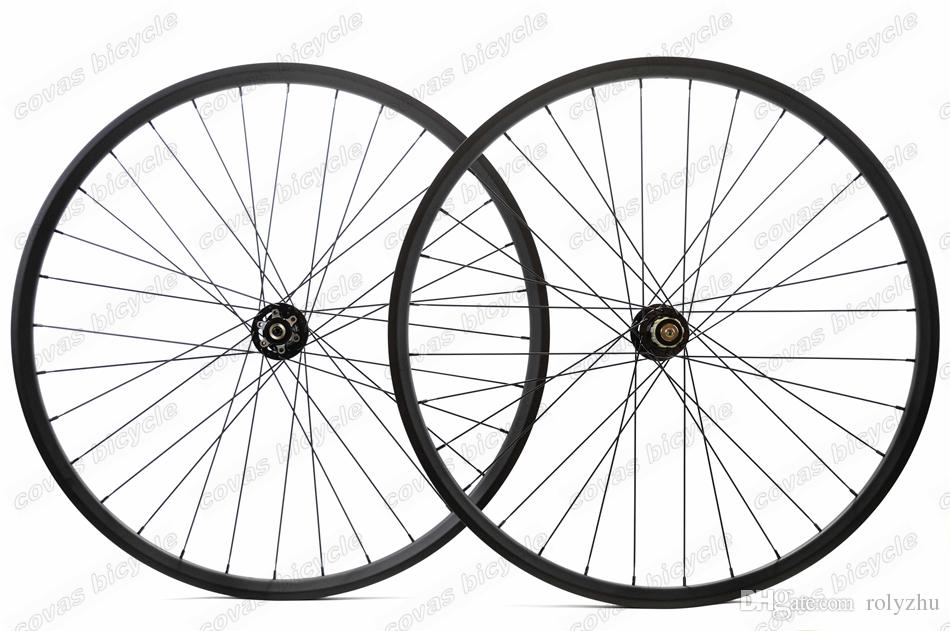 Freies verschiffen carbon fahrradräder hookless 29er mountainbike wheelset 29 zoll mtb fahrrad am / xc super licht carbon laufradsatz