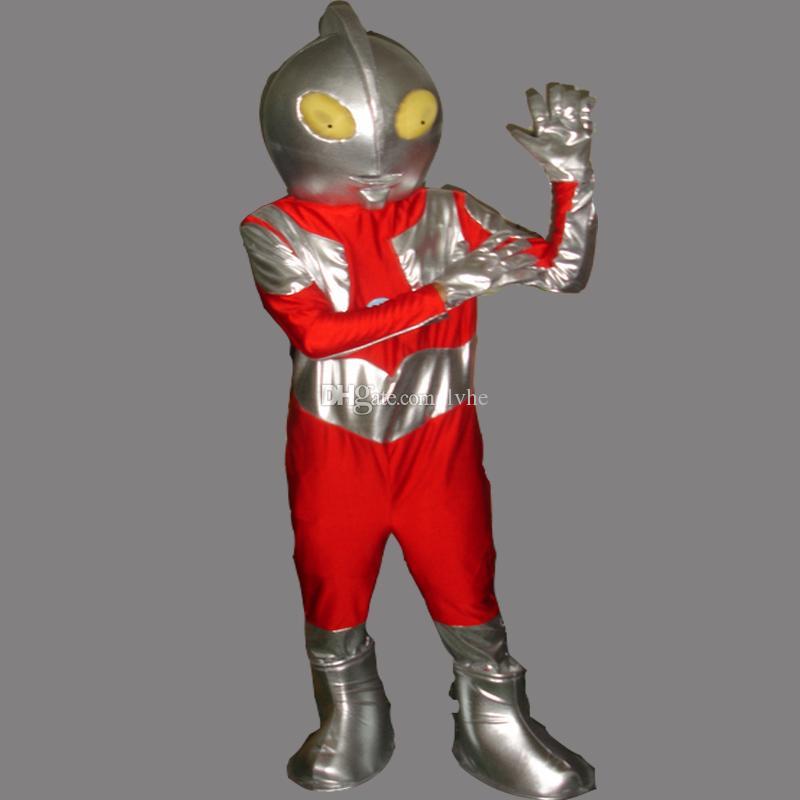 Ultraman Thyrode Adult Size Mascot Costume Fancy Birthday Party