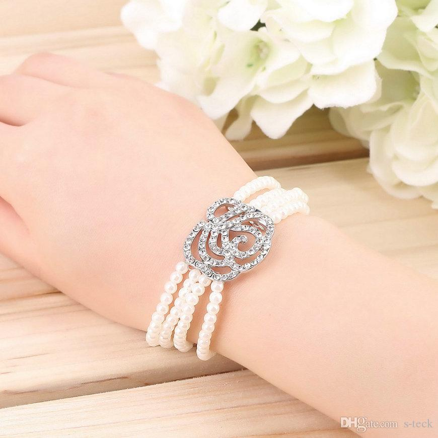 European Fashion Jewelry Solid Silver Dolphin Clasp Bangle Bracelet