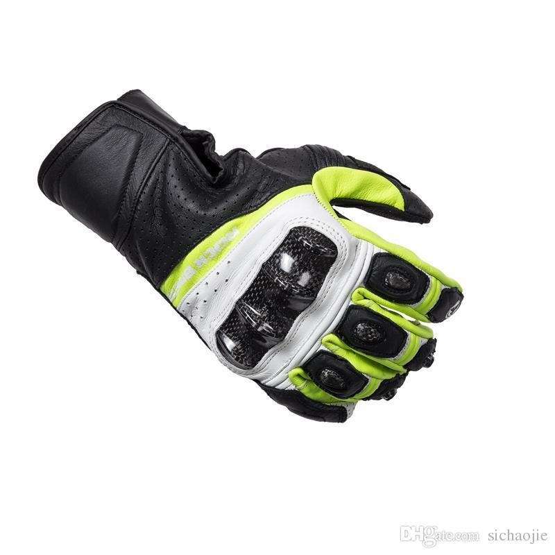 Nuevo modelo de motociclista de ciclismo Protector de ciclismo / Guantes de ciclismo / guantes fuera de carretera de la motocicleta / guantes de paseo / guantes de deporte al aire libre a prueba de viento es