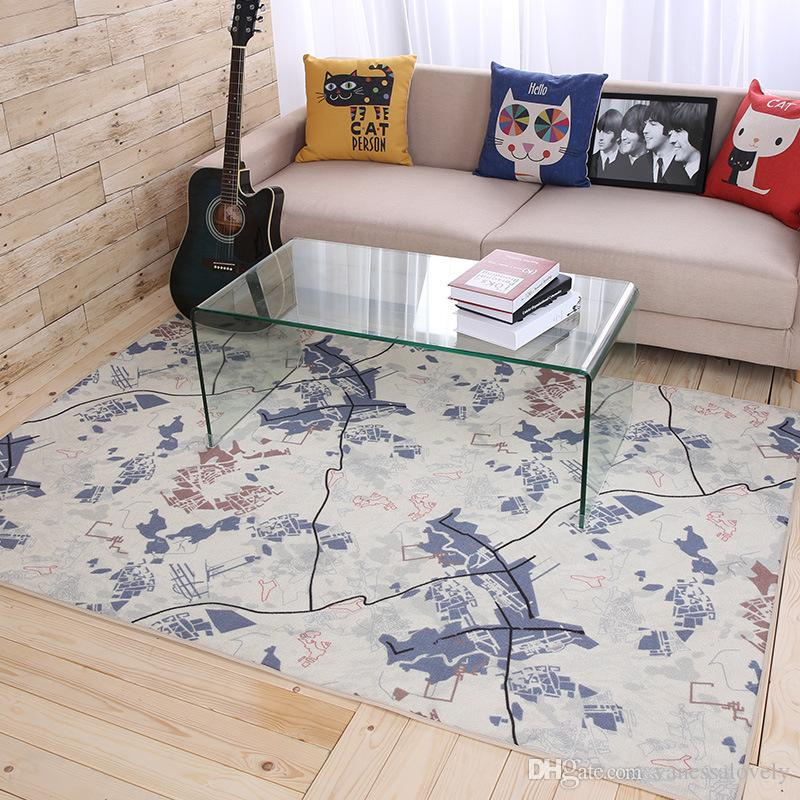 Creative travel world map design large carpet rugs slip resistant creative travel world map design large carpet rugs slip resistant living room bedroom loft table sofa chair home decorative floor mats carpet rugs mats gumiabroncs Gallery