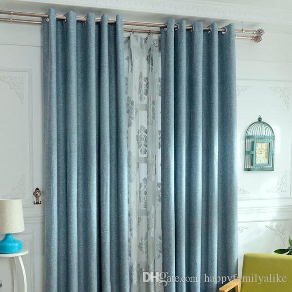 ... Zum Trocknen Aufhängen, Bei Niedriger Temperatur Bügeln. Diese Schiere  Fenstervorhänge Sind Weich Und Drapieren Sich Sehr Leicht An Jedem Fenster.