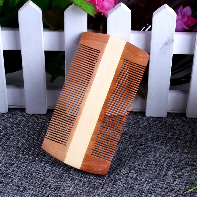 Comb comb comb tooth scraping massage wood lice eggs dandruff chaohaoyong anti-static