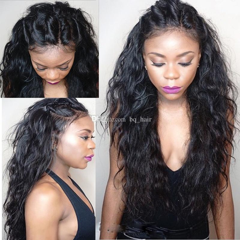 New Arrival Virgin Brazilian Wet And Wavy Human Hair Fulll