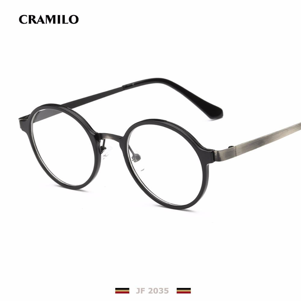2018 Wholesale Rita New Retro Oval Antique Glasses Frames Male Metal ...