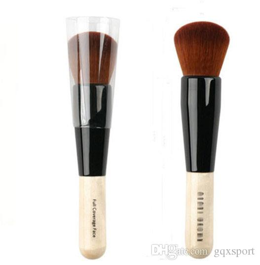 Beauty Blender Or Brush For Full Coverage: BROWN Cosmetics Full Coverage Face Brush Original Quality
