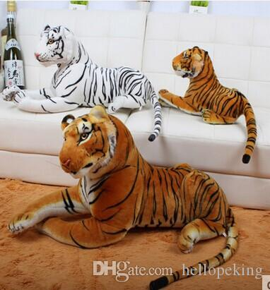 "Giant Big 47"" /120 cm Tiger Stuffed Plush Animal Toy /choices"