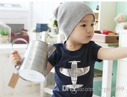 2017 estate bambini coreani abbigliamento all'ingrosso stampa bambini T-shirt a maniche corte bambini più ragazze