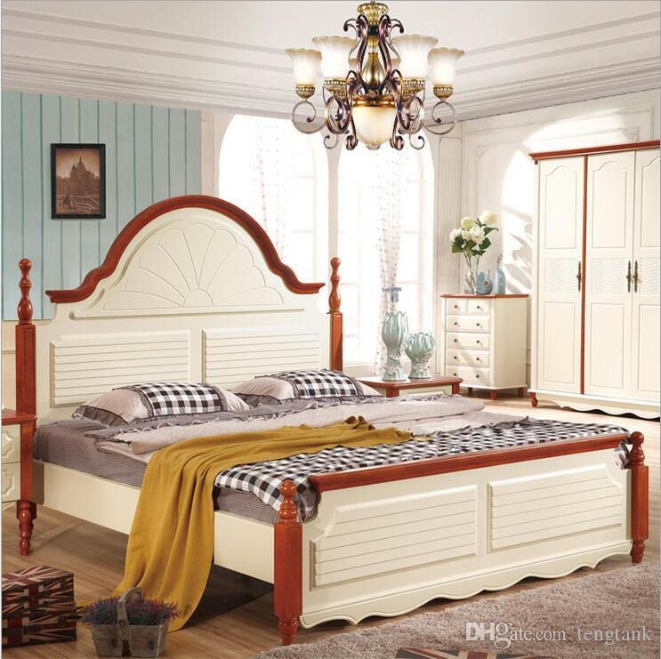 2018 Countryside Style Fashion European French Carved Bed Furniture 1.8 M  Bed Fashion 10261 From Tengtank, $653.27 | Dhgate.Com