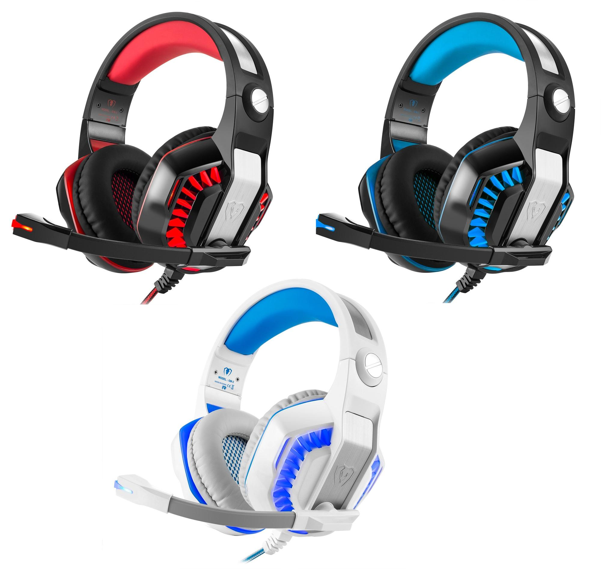e7018e7c632 New Beexcellent GM 2 3.5mm PS4 Xbox One Gaming Headset,HotYet Over Ear  Stereo Headphones Turtle Beach Headsets Turtle Beach Headset From Wuyimei,  ...