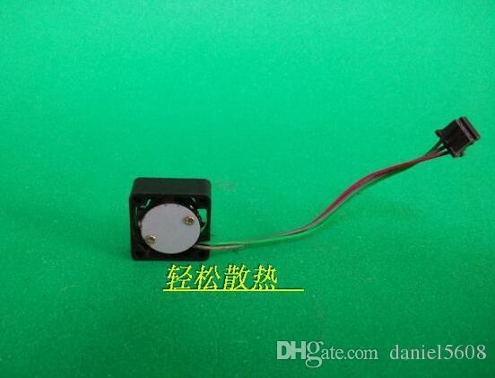 Nuevo IC FAN F2008ES-05WAV 2cm20 * 20 * 08 5V0.11A 3 hilos de gran volumen de aire ventilador de cuchilla metálica