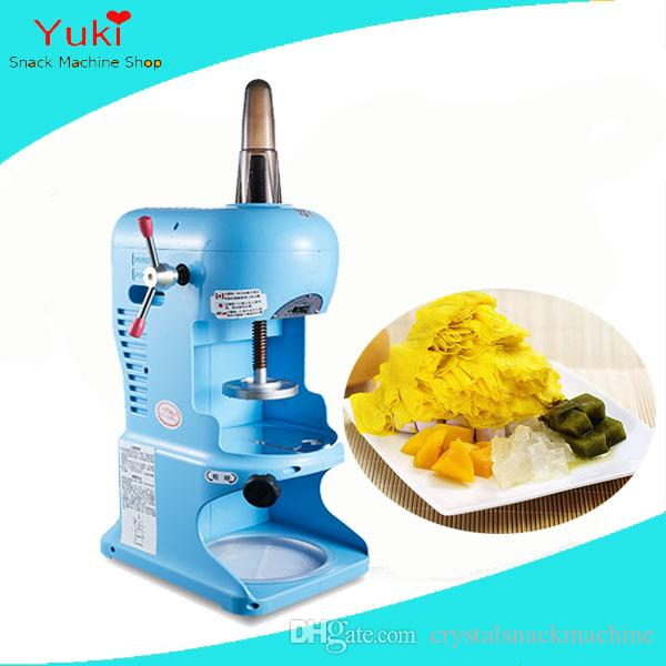 2019 110V 220v Commercial Ice Shaver Machine Taiwanese Shaved Ice Machine  Snowflake Shaved Ice Cream Machine Electric Shaved Snow Maker From ...