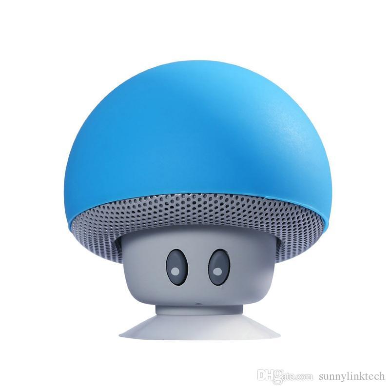 مكبر صوت بلوتووث ماشروف اللاسلكي ، مكبر صوت صغير محمول ، مكبر صوت بلوتووفر مع ميكروفون للهواتف الذكية
