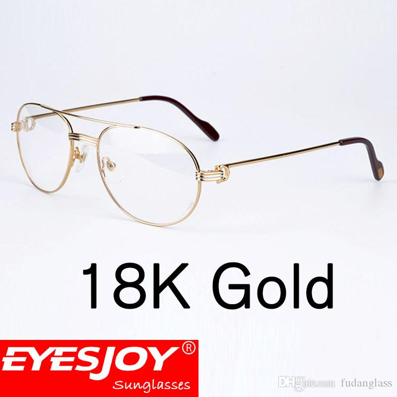 Metal Frames Reading Glasses Eyeglasses Prescriptoin Eye Glasses ...
