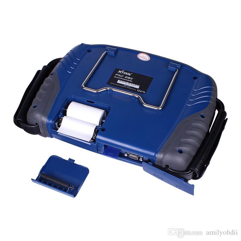 Strumento di diagnostica auto originale versione PS2 GDI di Xtool PS2 GDS come X431 GDS Update Scatola di cartone online