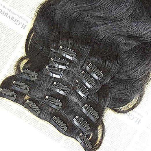 Тело волны клип в Hair/ 100g 14