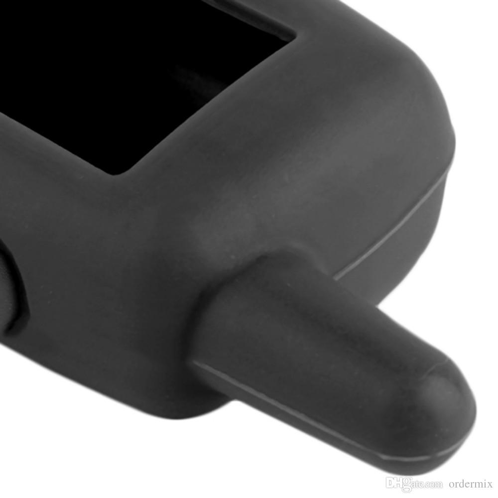 A9 силиконовый чехол для русской версии Starline A9 lcd двухсторонний пульт дистанционного управления автомобиля