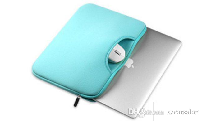 كم كمبيوتر حقيبة كمبيوتر محمول حقيبة لينة حالة تغطية حقيبة يد حقيبة كمبيوتر كمبيوتر 12