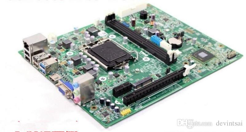 original b75 desktop motherboard for 270S 660 660s B75 pn#478VN XFWHV