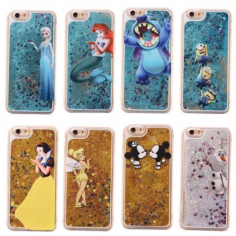 custodia iphone 7 plus glitter
