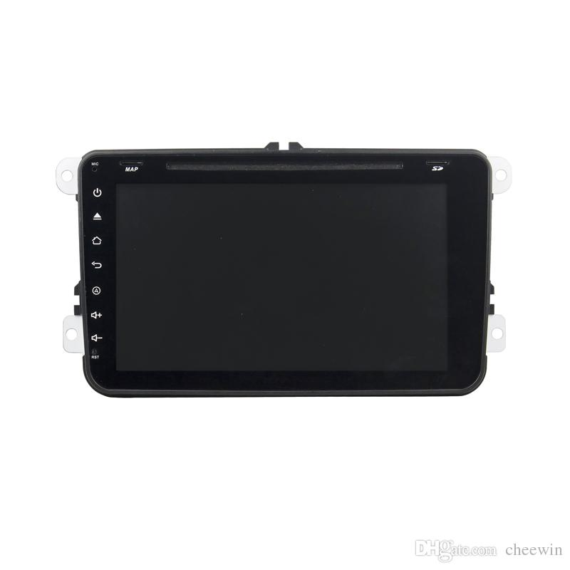 Full touch Andriod 5.1 Car DVD player for VW Magotan Passat with GPS,Steering Wheel Control,Dua Zone, Radio