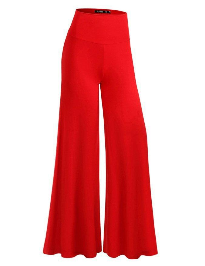 New Women's Casual Sexy Fitness Yoga Wide Leg Pants Loose Bottoming Leggings Sports Excerise Trousers fashion pants