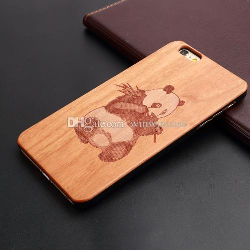 iphone 6 coque bambou
