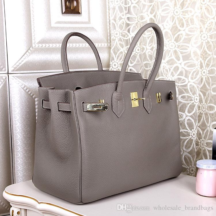 Designer Women Handbags All Cow Leather Bags Durable Top End ...