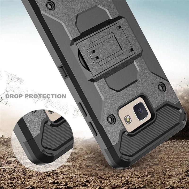 For Samsung Galaxy On5 On7 2016 J5 J7 Prime J5 2017 G570 Case Armor Holder Hybrid Covers Phone Cases For LG G6 Stylo 3/Stylo 3 Plus/Stylus 3