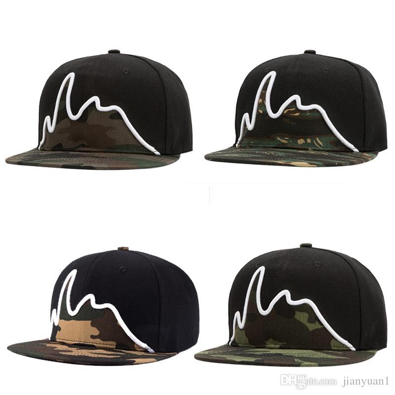 311029da6b8 Wholesale Fashion New Hip Hop Hats Baseball Caps for Men Outdoor ...