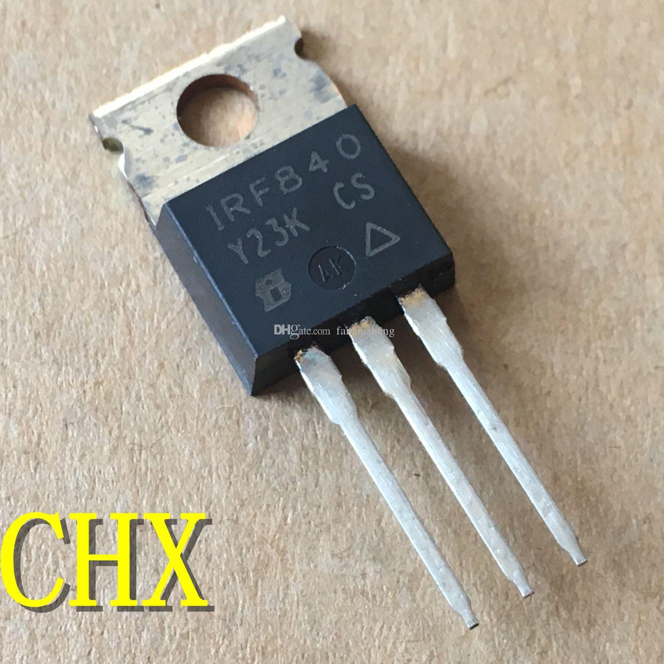 1 / PCS Neue und originale TA8207K MC7812CT 7812 TDA2050 L5962 BC L5692BC LP3891ES-1.8 IRF840 AN7077Z HA13151