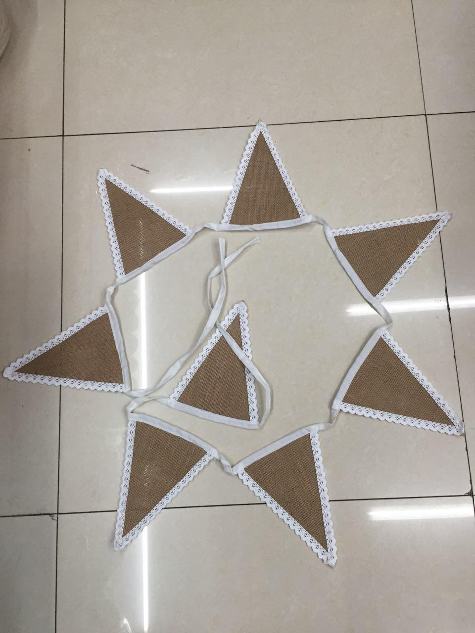 2019 Wholesale Christmas Decoration 8Flags 2.5M Lace Fabric Banners  Personality Wedding Bunting Decor Vintage Party Birthday Garland Decoration  From Hogane 5d521fb5ac79