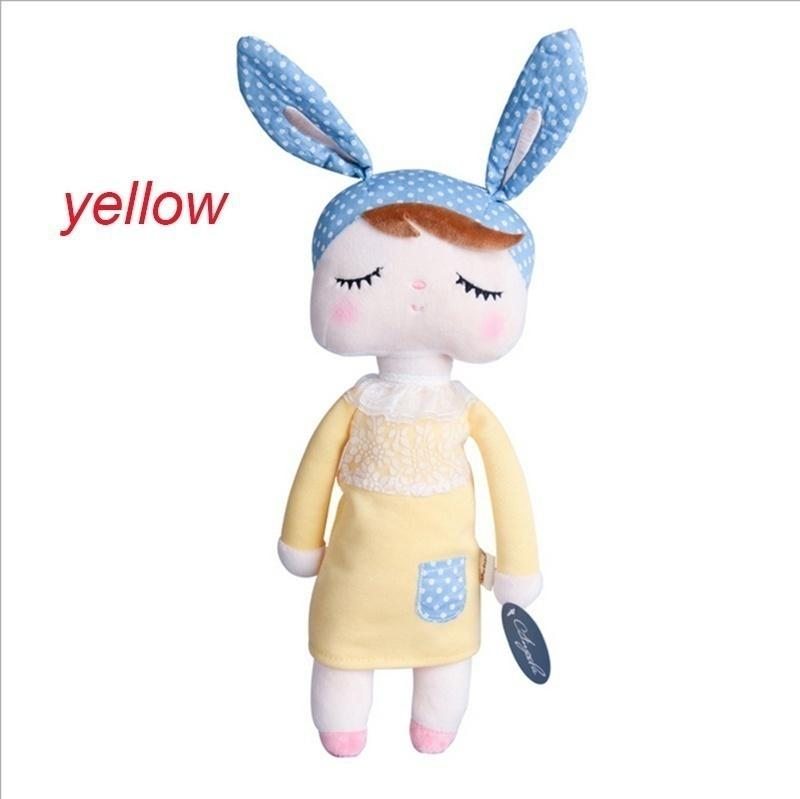 2017 New Genuine Metoo Cartoon Stuffed Animals Angela Plush Toys Sleeping Dolls