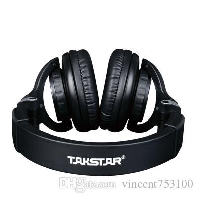 Nuovi auricolari Takstar HD 5500 Monitor Cuffie stereo dinamiche Auricolari Monitoraggio audio professionale PC DJ Music Studio