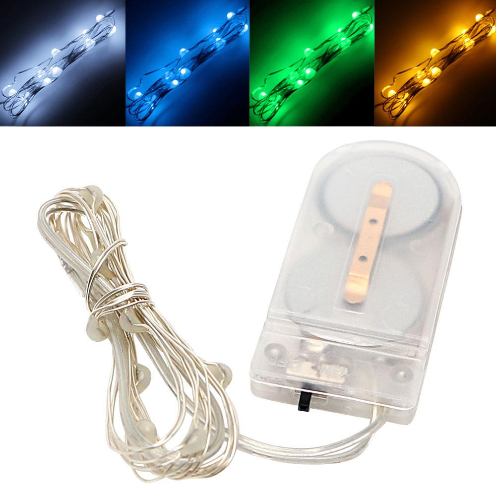 Wholesale Home Party Decorative Lighting Flasher Copper Wire Light ...