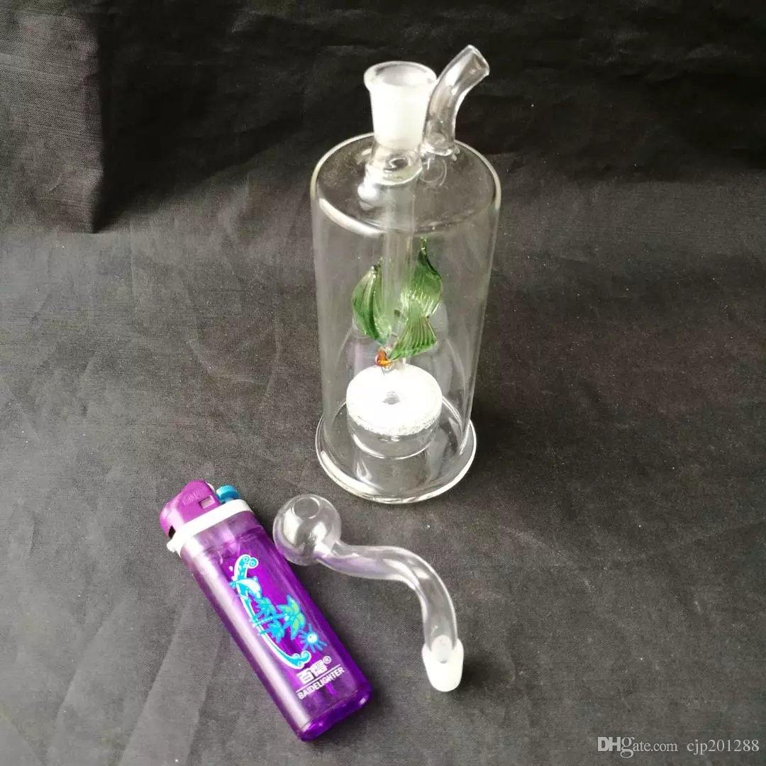 Лепестки стеклянных аксессуаров для медуз, уникальная масляная горелка