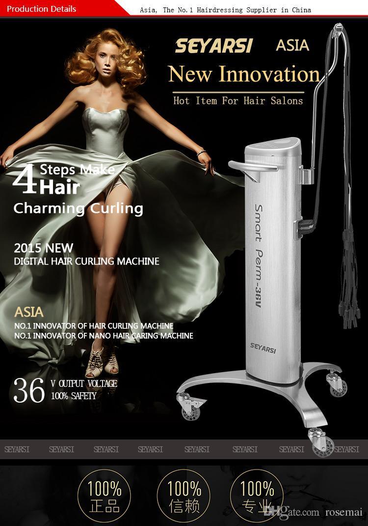 SEYARSI Digi Hair Perming Machine, 36V Output, High Quality, Hairdressing Helper