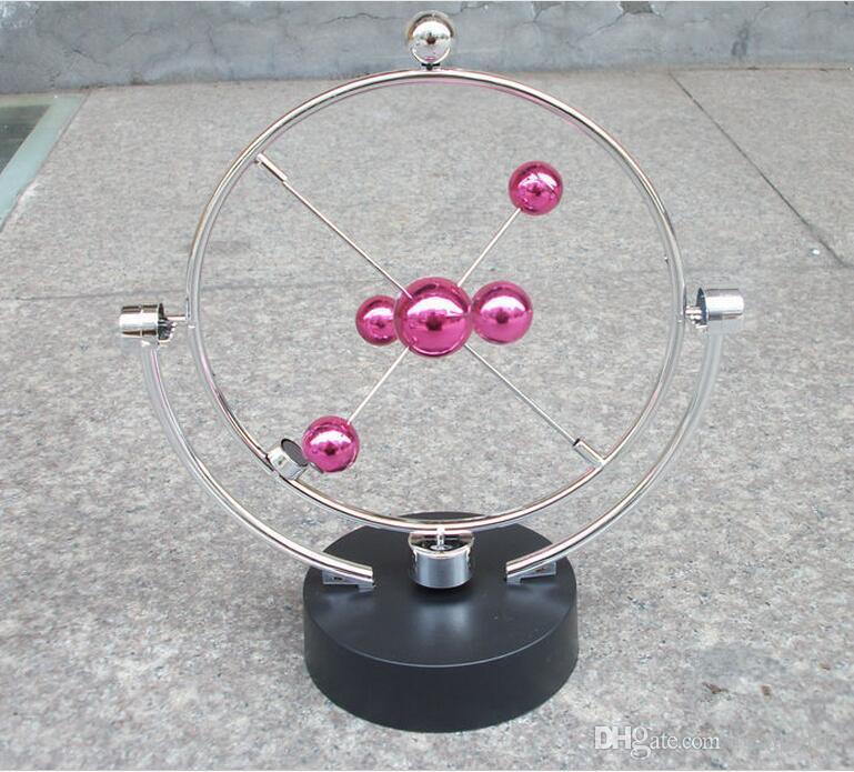 الإبداعية الصينية الروتاري الدائم صك نموذج سوينغ السماوية غلوب جديد رائع الحرف ديكور المنزل أصدقاء