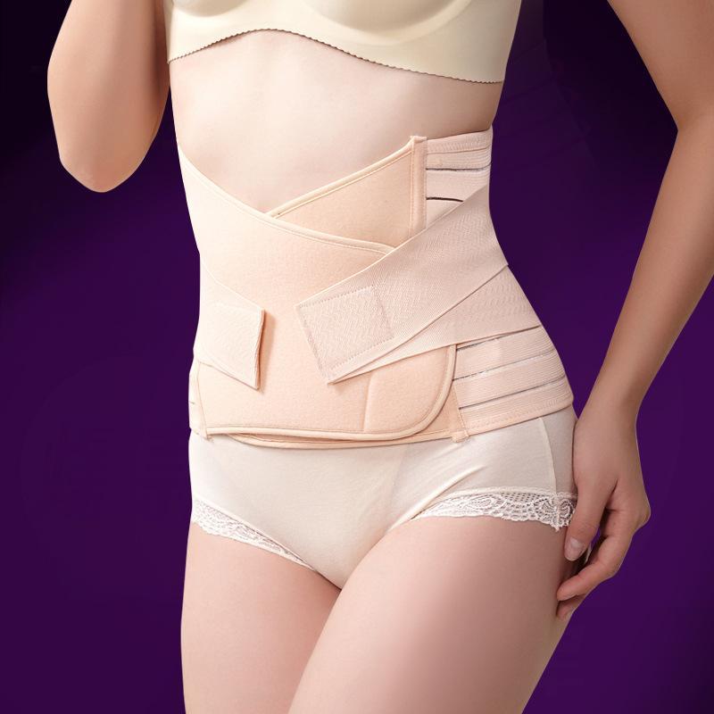1ca23ebf9a470 2019 Wholesale 2017 Women Hot Body Shaper Slim Waist Tummy Belt Waist  Cincher Underbust Control Corset Waist Trainer Slimming Belt Shaper S XL  From Viviant