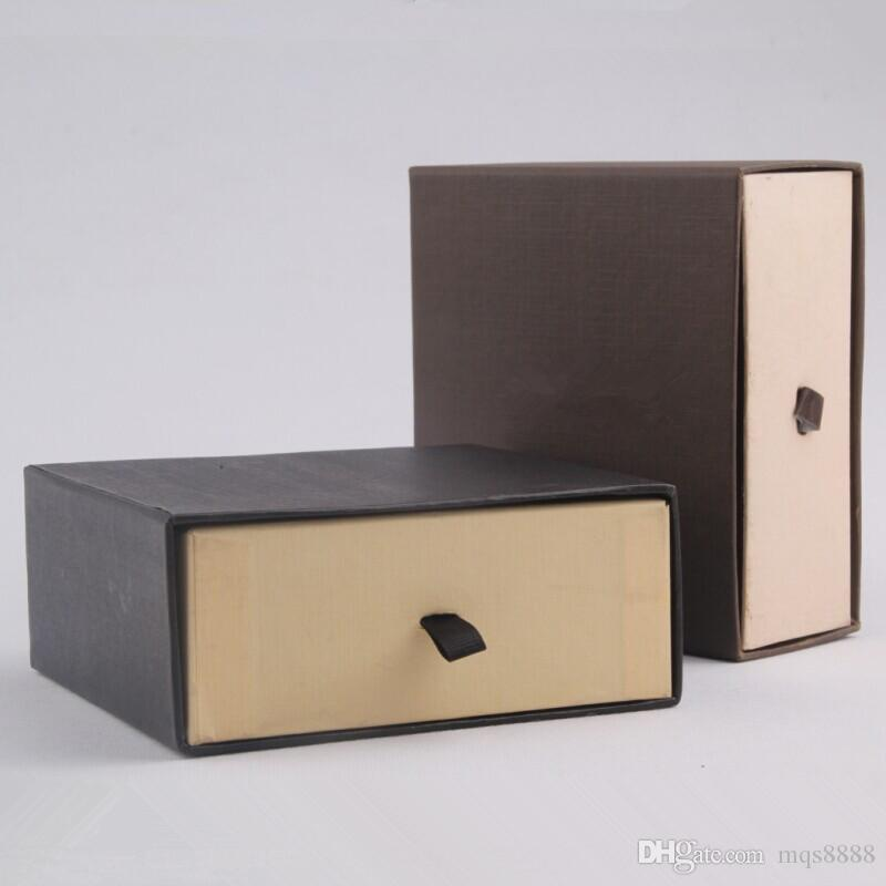 12.5X13.5X 5.5cm very good quanlity gift packing boxes The belt box Top grade gift box for your product