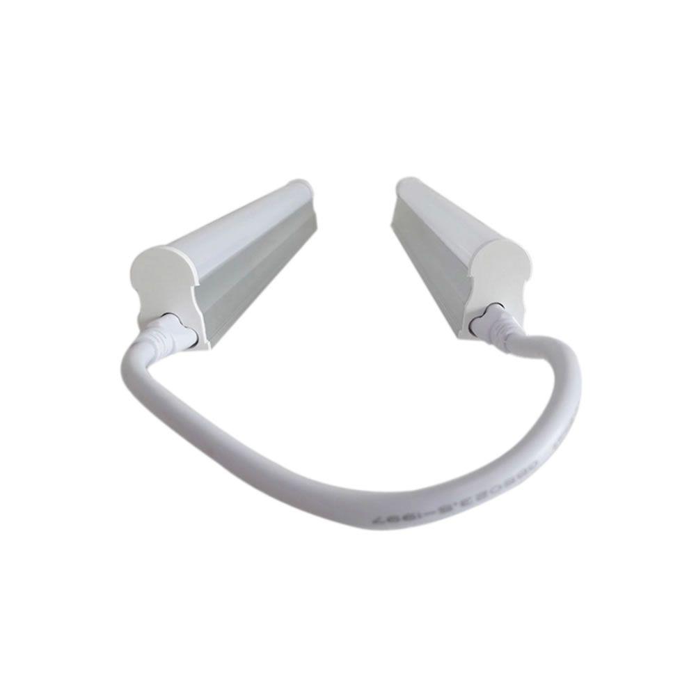LED-kuipverlichting Connector 2FT 3FT 4FT 5FT-kabel voor geïntegreerde T8 T5 LED-buizenlichten