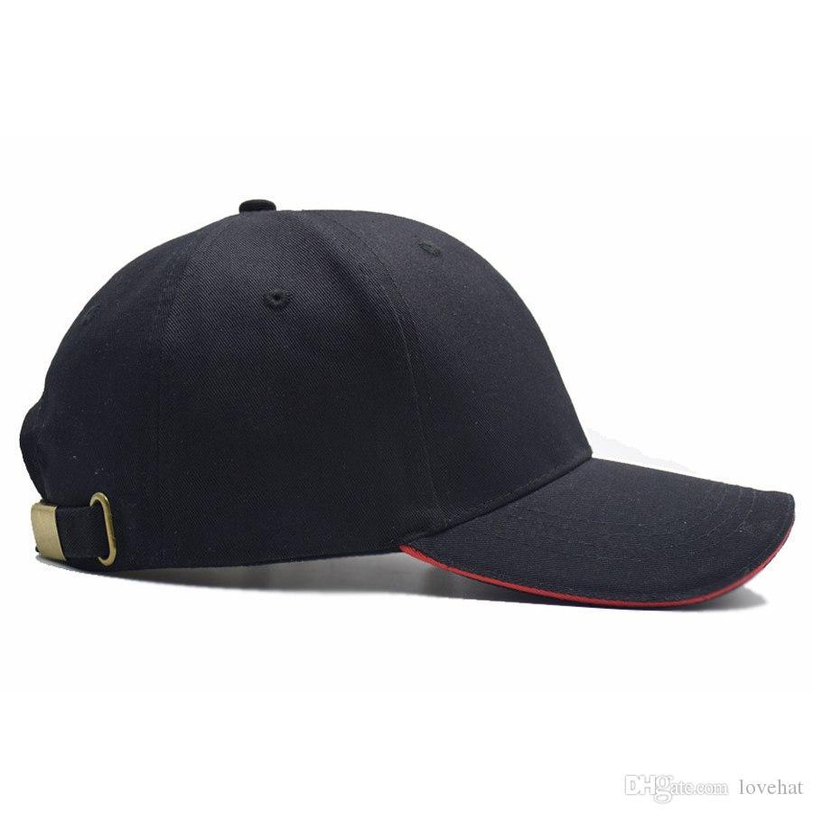 Sline Logo قبعة بيسبول RS Speedway Hat Racing MOTO GP Speed Car Caps للرجال والنساء Snapback لأودي عشاق الصيف S خط قبعات