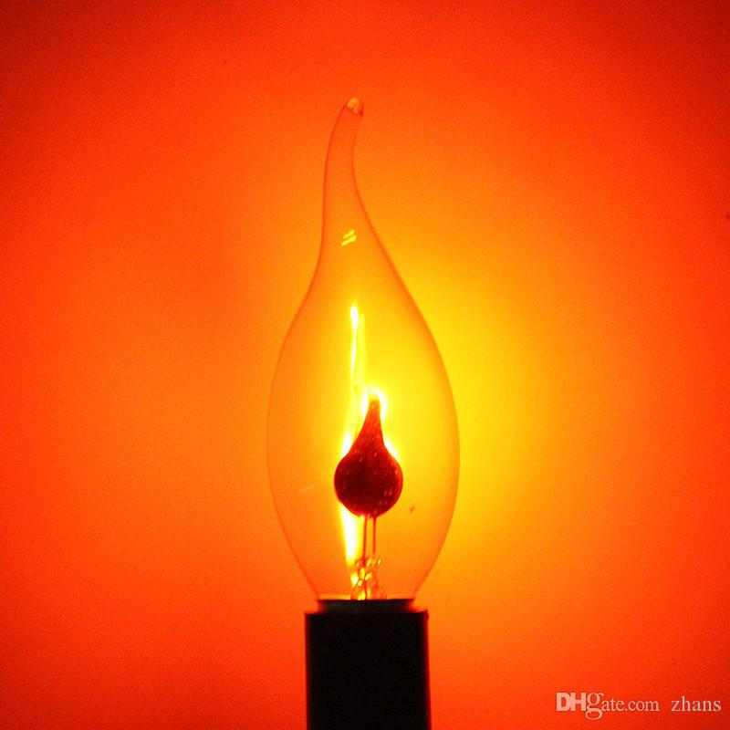 2017 new e14 3w edison light bulb lamp led energy saving light 2017 new e14 3w edison light bulb lamp led energy saving light bulbs vintage fire flame candle tail chandelier decor 220v chandelier led bulbs are led bulbs aloadofball Choice Image