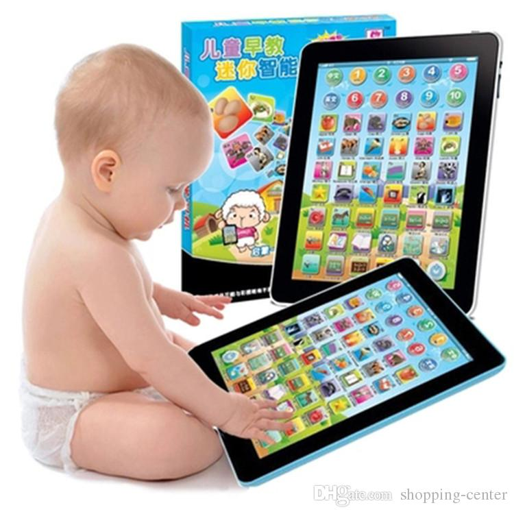 Computer Learning Toys : Online cheap learning toy game tablet pad chinese english